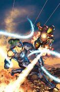 Iron Man vs. Whiplash Vol 1 1 Textless
