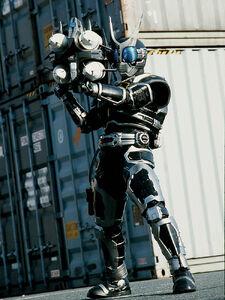 Kamen Rider G4 3