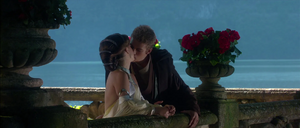 Skywalker Padmé kiss