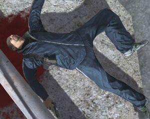 Zakhaev's Son Corpse