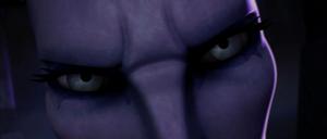 Asajj eyes