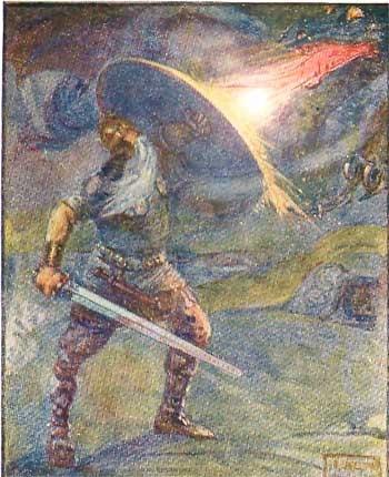 Dragon (Beowulf)