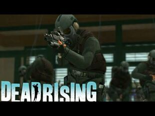 Dead Rising Remastered, Special Forces!
