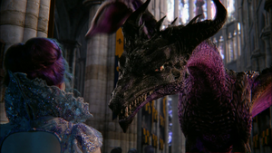 Dragon Maleficent (Descendants) 017