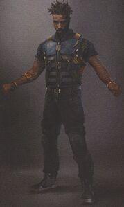 Erik Killmonger CA 8