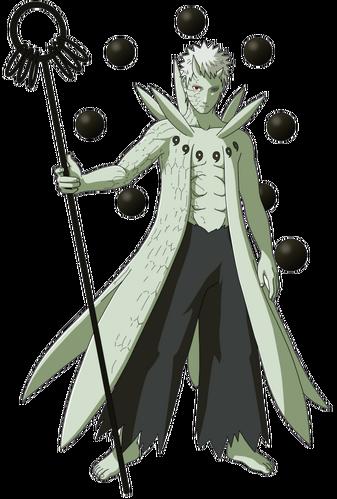 Ten-Tails Jinchūriki
