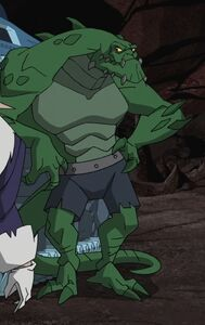 Killer Croc Batman Unlimited Mechs vs. Mutants