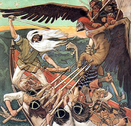Louhi (Kalevala)