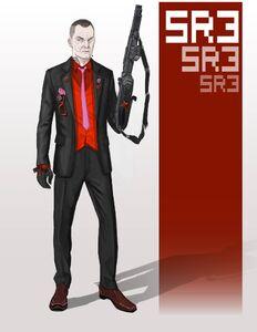 Morningstar Male Soldier Concept Art