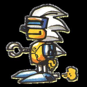 Silver Sonic8Bit