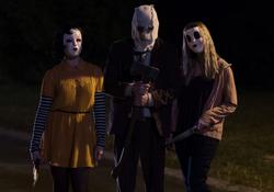 Strangers prey at night trio
