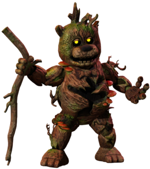 Woodland Toy Freddy