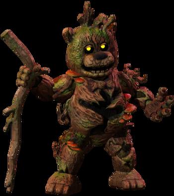 Woodland Toy Freddy