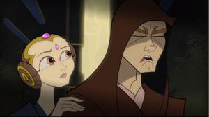 Anakin Skywalker Amidala comfort