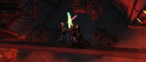 Asajj triple duel
