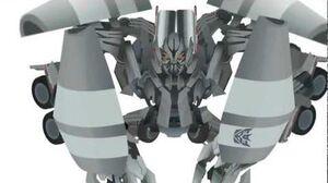 Constructicon MIXMASTER Transform - Short Flash Transformers Series