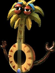 DKCR Banjo Bottom