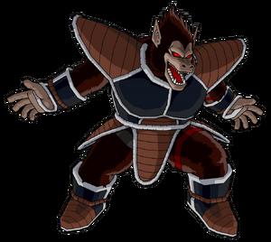 Great ape raditz