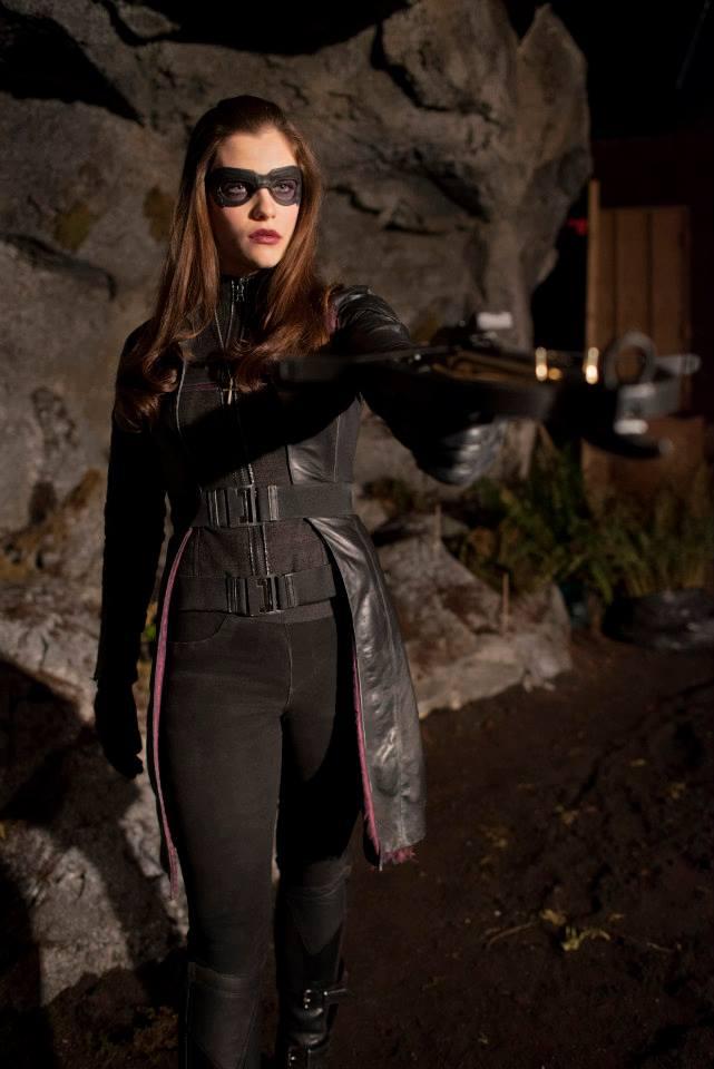 Huntress (Arrowverse)