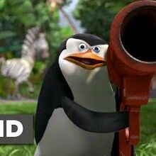 Madagascar (2005) - Penguins to the Rescue Scene (9 10) Movieclips