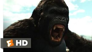 Rise of the Planet of the Apes (5 5) Movie CLIP - Gorilla vs