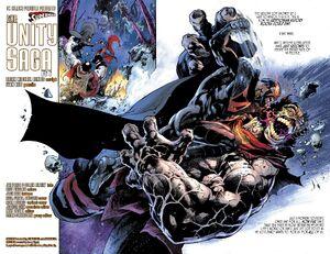 Rogol Zaar vs Superman vs Zod