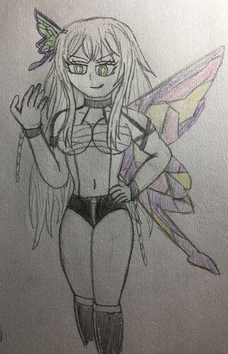 One Winged Kochou
