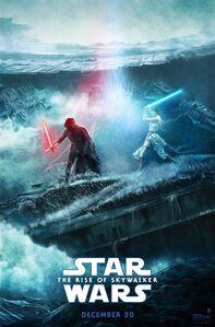 TROS Death Star duel Poster