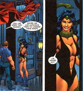Tanya Sealy (Earth-616) from Thunderbolts Vol 1 69