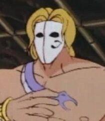 Vega (Street Fighter Cartoon)