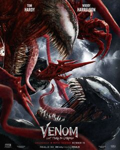 Venom Let There Be Carnage poster 2
