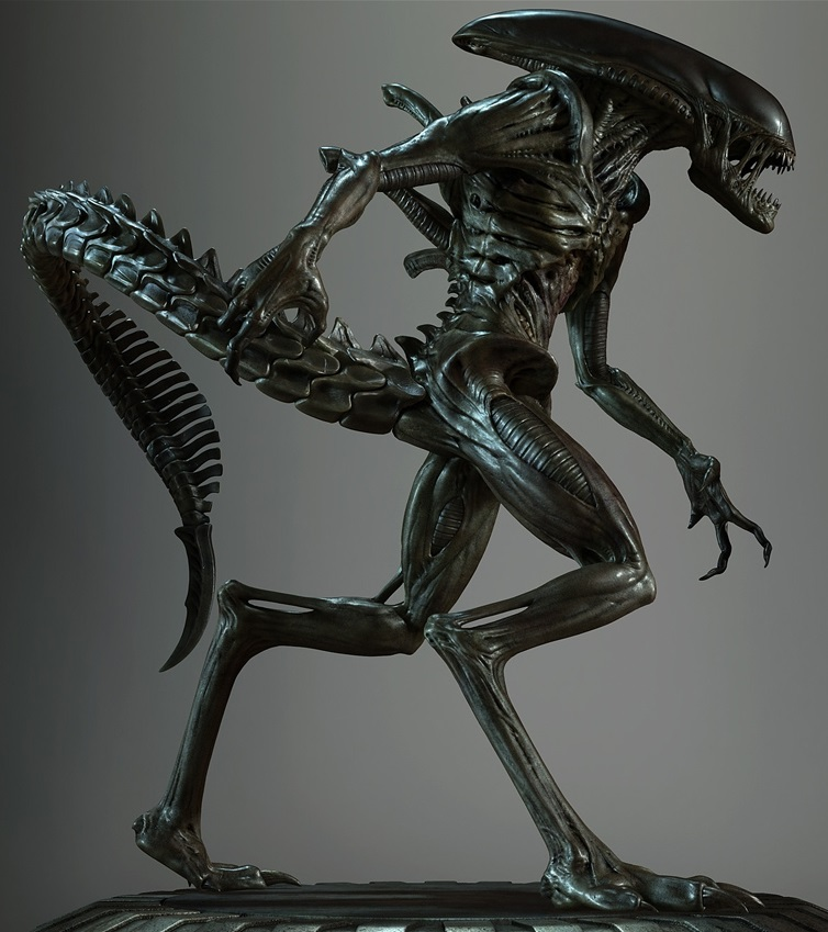 Lead Alien