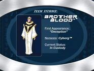 Brother Blood Profile