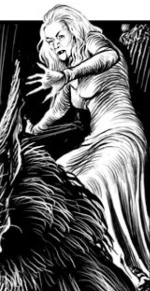 Countess Isolde of Maun