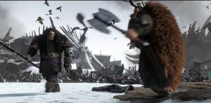 Drago vs Stoick
