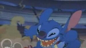 HD leroy and stitch the battle