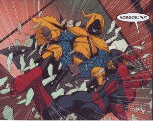 Hobgoblin from Avenging Spider-Man Vol 1 22
