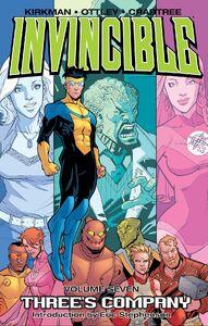 Invincible v7 Cover