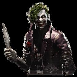 Joker injustice 2 render by yukizm-db7ezif.png
