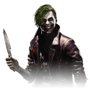 Joker injustice 2 render by yukizm-db7ezif