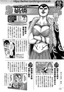 Ka Rin's Data from Kingdom Vol.2 Databook
