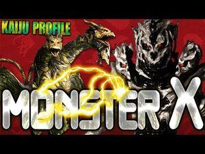 Monster X - Keizer Ghidorah|KAIJU PROFILE 【wikizilla