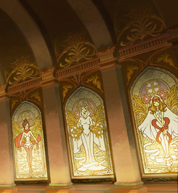 Mother in catedral.png