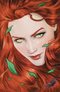 Poison Ivy Face
