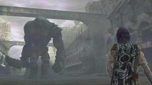 Shadow of the Colossus Argus Boss Fight - 15th Colossus (PS3 1080p)