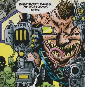 Sugar Man (Earth-295) Cable Vol 1 28
