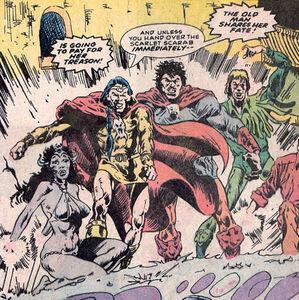The Elementals (Marvel) 0005