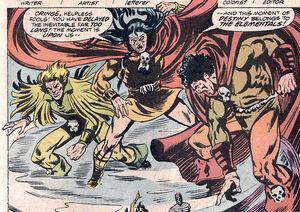 The Elementals (Marvel) 0006