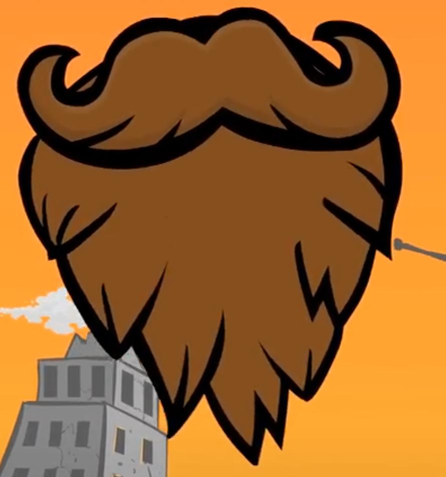 Beards (Cyanide and Happiness)
