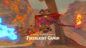 Fireblight Ganon